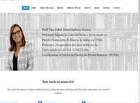 site da professora edith ramos