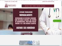 site da clínica ultrimagem