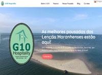 site do G10 Hospitality